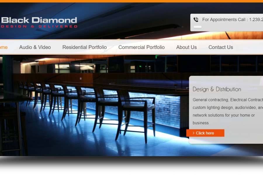 Black Diamond Website